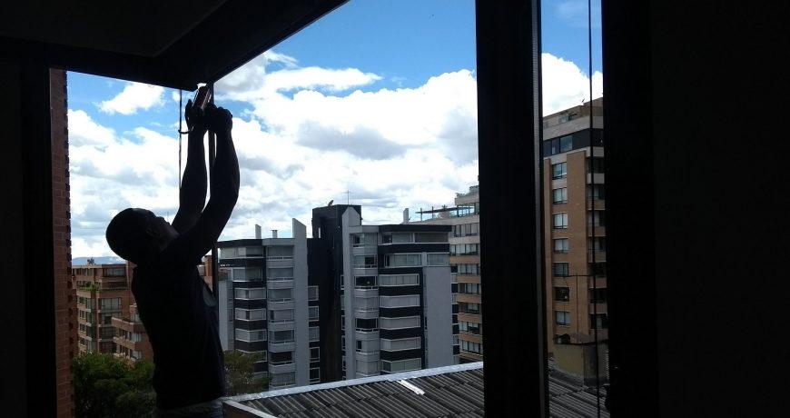 ventana antiruido instalacion